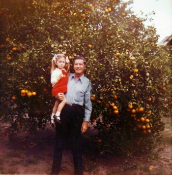 The Big Orange Tree---