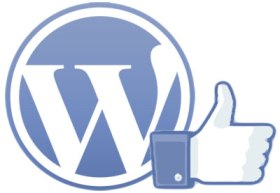 wordpress like button