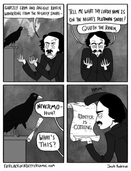 raven winter