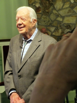 Jimmy Carter 2016